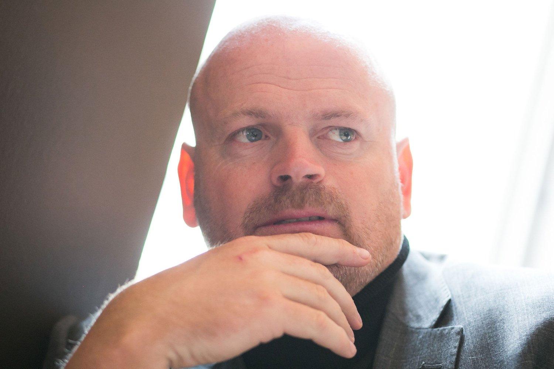 VANT IKKE FRAM: Tommy Steine får ikke behandlet saken sin i Høyesterett.