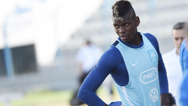 SER TIL CHELSEA?: Paul Pogba er ønsket av Josè Mourinho. FOTO: NTB scanpix