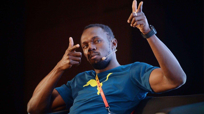 Usain Bolt. FOTO: NTB scanpix