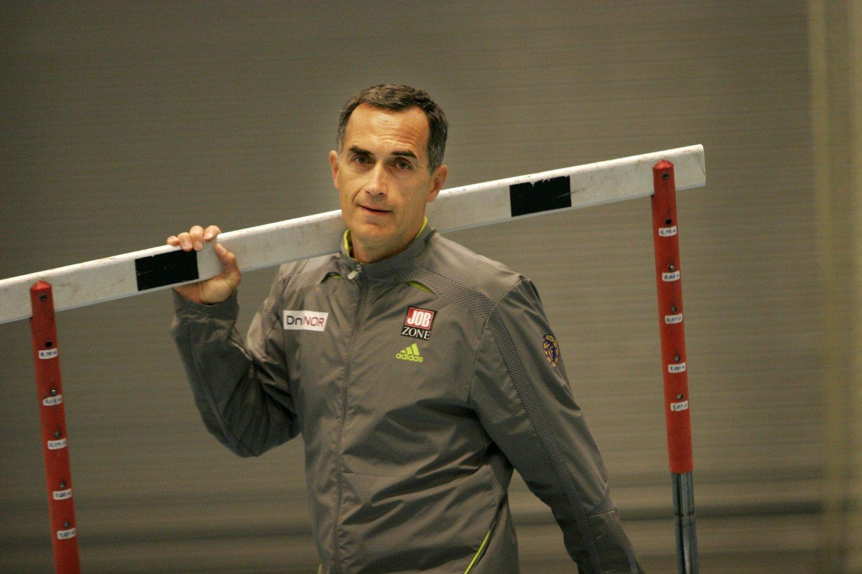 DØMT TIL FENGSEL: Tidligere landslagstrener i friidrett Petar Vukicevic er dømt til fengsel i 120 dager for skatteunndragelse, og brudd på bokføringsloven.