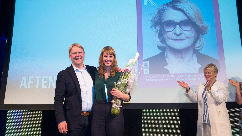 Aftenposten K ble vinner av årets magasin under Den store prisfesten i mai i år. Nå legger avisen ned K og to andre magasiner.