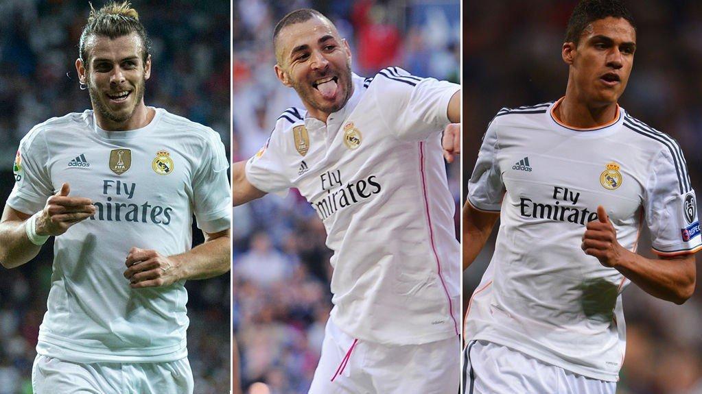 AVSLØRER: Manchester United forsøkte å hente Gareth Bale, Karim Benzema og Raphael Varane under sommerens overgangsvindu, hevder Real Madrid-president Florentino Perez.