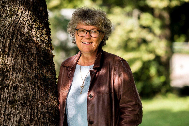 HANNE WILHELMSEN ER TILBAKE: Anne Holt er ute med ny bok, «Offline».