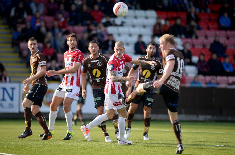 MÅLLØST: Tromsø og Mjøndalen spilte uavgjort 0-0.