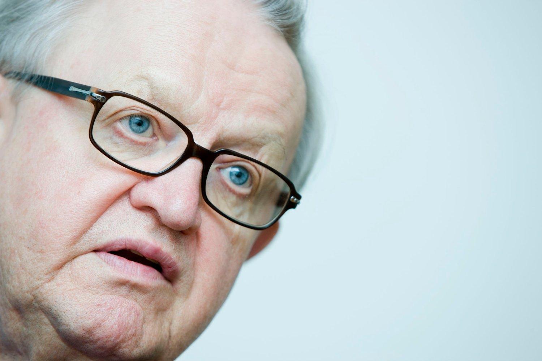 HADDE MULIGHETEN I 2012: Finlands tidligere president og fredsprisvinner Martti Ahtisaari sier Russlands FN-ambassadør i 2012 skisserte en fredsløsning for Syria som innebar president Bashar al-Assads avgang. Vestlige land fattet ingen interesse for planen.