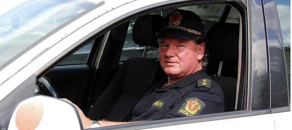 Stein-Robin Kleven Berghs har nok en gang fått sparken fra Hedmark politidistrikt.