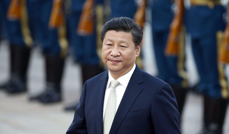 PÅ USA-BESØK: Kinas president Xi Jinping ankommer USA tirsdag og blir her fram til mandag i neste uke.