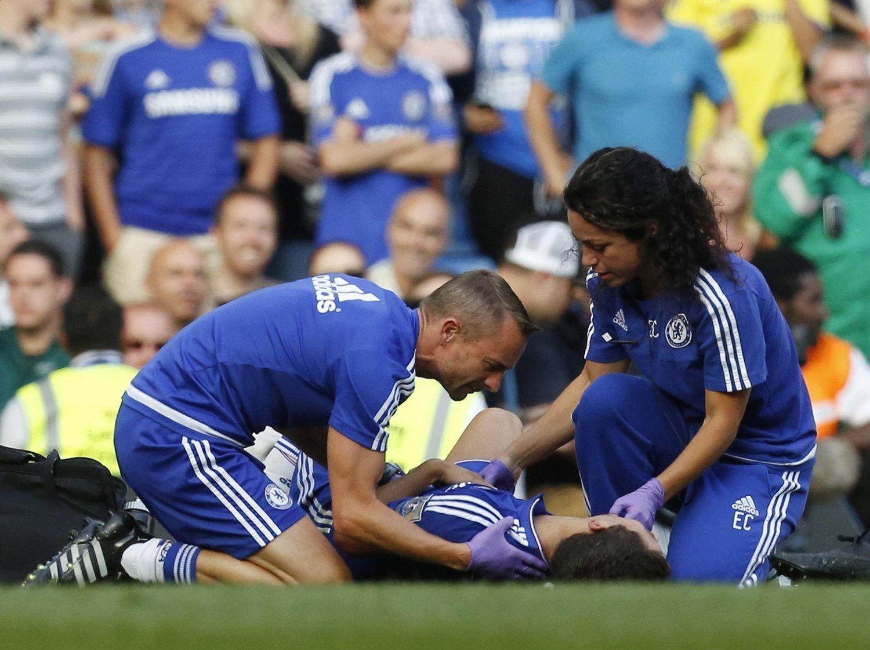 FERDIG: Eva Carneiro skal ha sagt opp jobben i Chelsea.