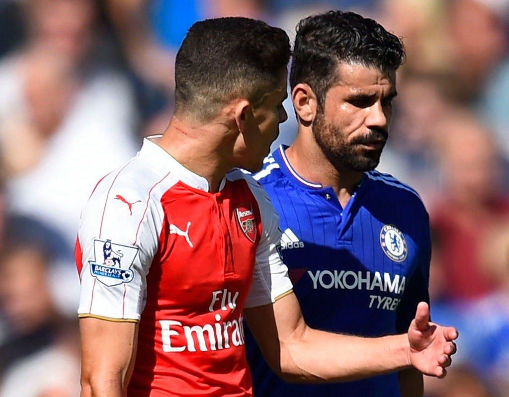 STRAFFES: Diego Costa utestenges i tre kamper.