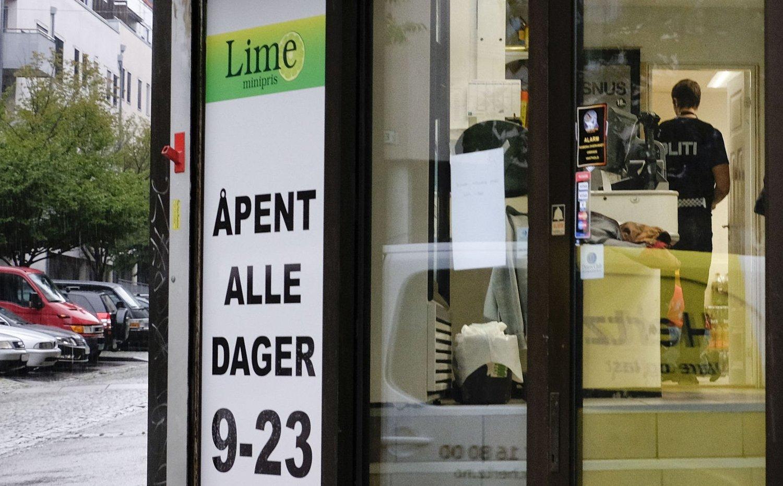 Politiet aksjonerte mot butikker i dagligvarekjeden Lime. Nå kan 13 personer bli tiltalt i saken som er knyttet til dagligvarekjeden.