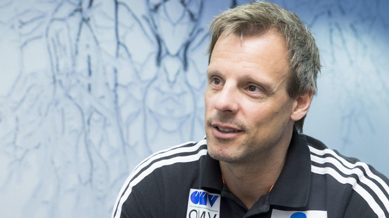 Alexander Stöckl er ikke bekymret for at Rune Velta skal få en nedtur etter forrige sesongs suksess.
