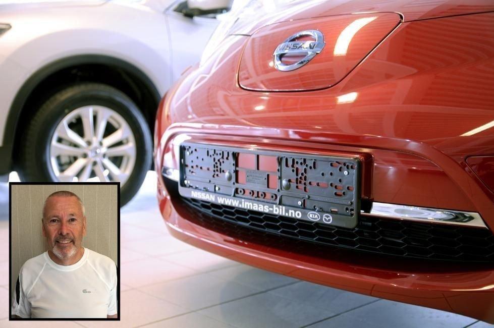 Geir Wiik (innfelt) har klaget Imaas Bil til Forbrukerrådet. Forbrukertvistutvalget avviste klagen blankt.