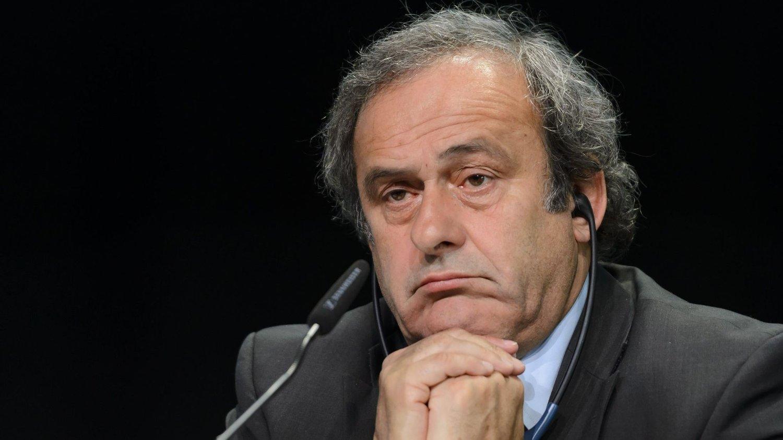 KONTROVERSIELL: Det engelske fotballforbundet er usikre på om de vil støtte Michel Platinis FIFA-kanditatur.