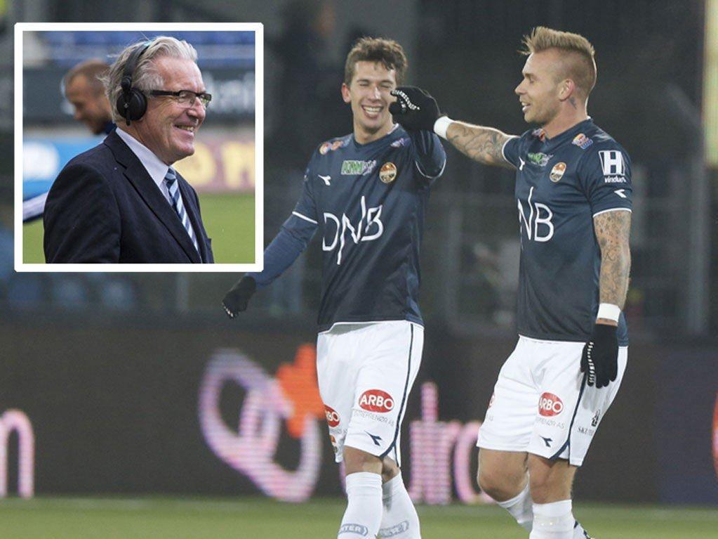 VIL SENKE RBK: Det sa Marcus Pedersen til Davy Wathne.