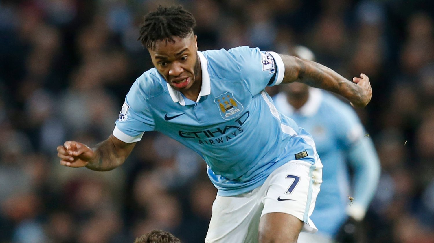 Sterling og Manchester City tapte 4-1 for Liverpool lørdag.