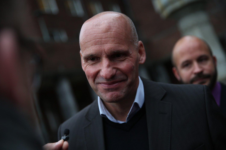 ANSVARLIG: Geir Lippestad (Ap) er byråden som har ansvaret for integrering i Oslo.