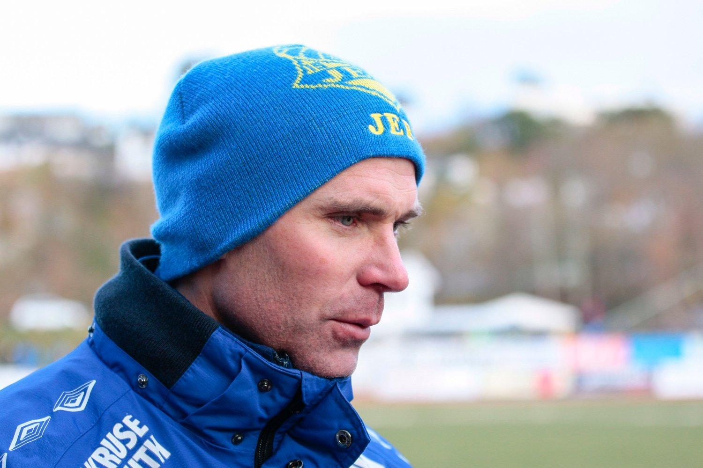 ØNSKET: Jervs Steinar Pedersen kan bli presentert som ny Start-trener om få dager.