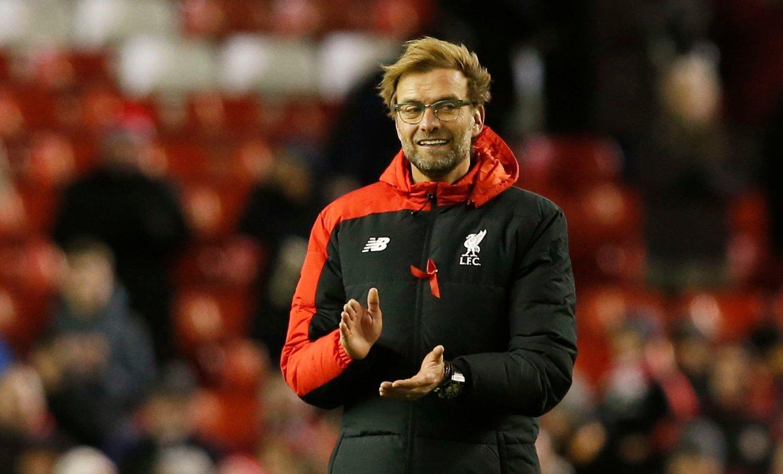FORVENTER SEIER: Liverpool-manager Jürgen Klopp forventer seier i bortekampen mot Newcastle på søndag. Men det gjør han for så vidt alltid.