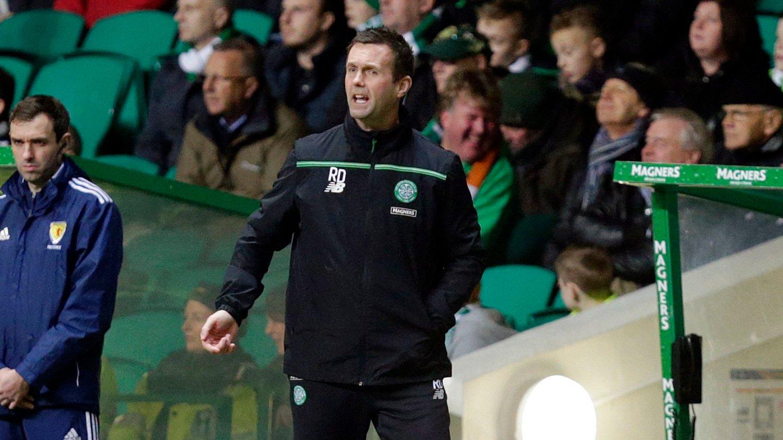 DÅRLIG FORM: Celtic er i dårlig form, og nå ønsker Ronny Deila å forsterke med flere nye fjes i januarvinduet.