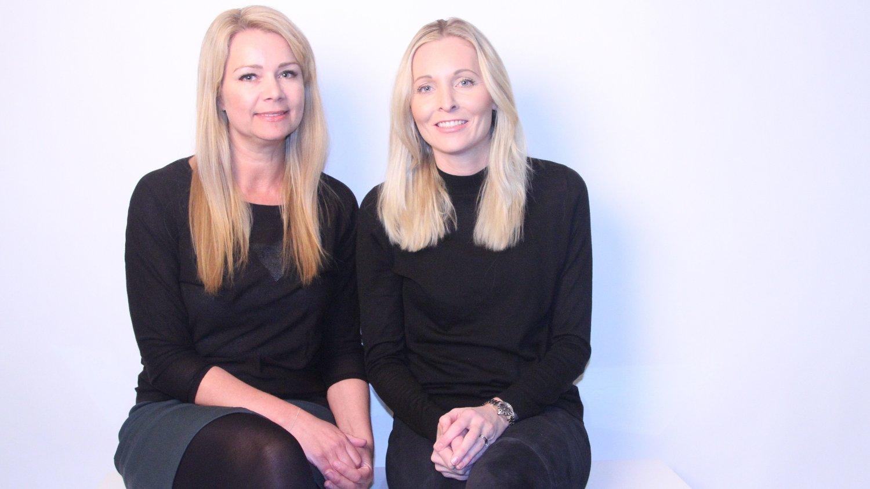 bc9f409c Salgsdirektørene Christine Aannerud (t.v) og Sara Narvhus Oksdøl skal lede  de to kommersielle avdelingene