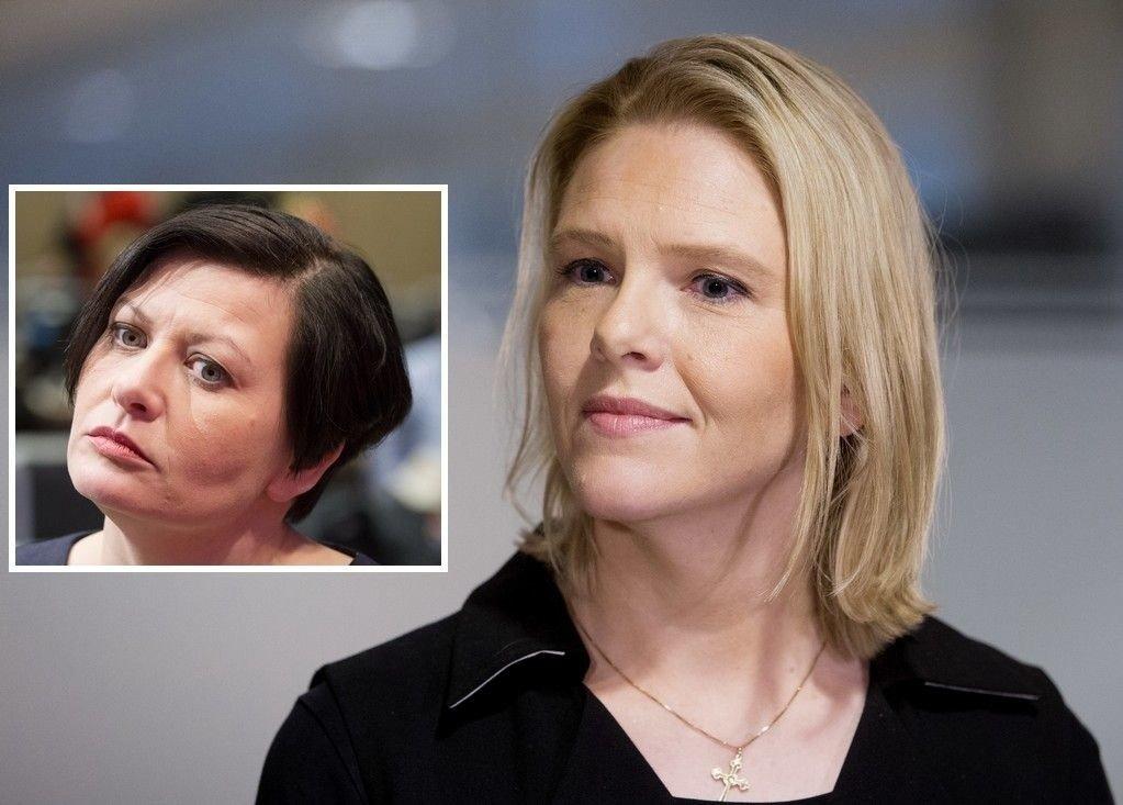 Arbeiderpartiets Helga Pedersen står steilt mot innvandringsminister Sylvi Listhaug når forslagene om innstramminger av innvandringspolitikken skal avgjøres i Stortinget.