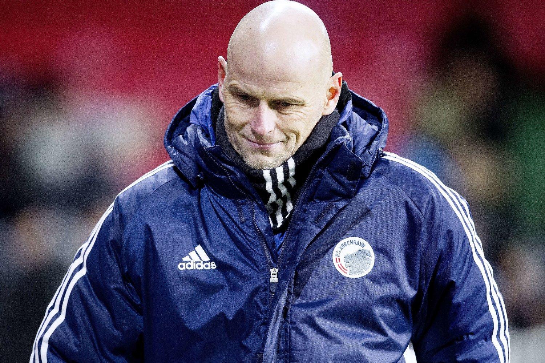 NEPPE DET HAN HÅPET: Den gamle fienden APOEL, som nylig slo ut Rosenborg på overtid i forrige runde, blir Ståle Solbakken og FCKs motstander i mesterligaomspillet.