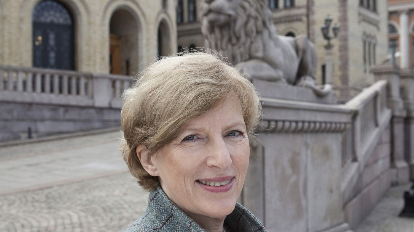 Stortingets direktør Ida Børresen må se kostnadene sprekke med 700 millioner kroner for ombyggingen av Prinsensgate 26 og byggingen av Stortingstunnelen.