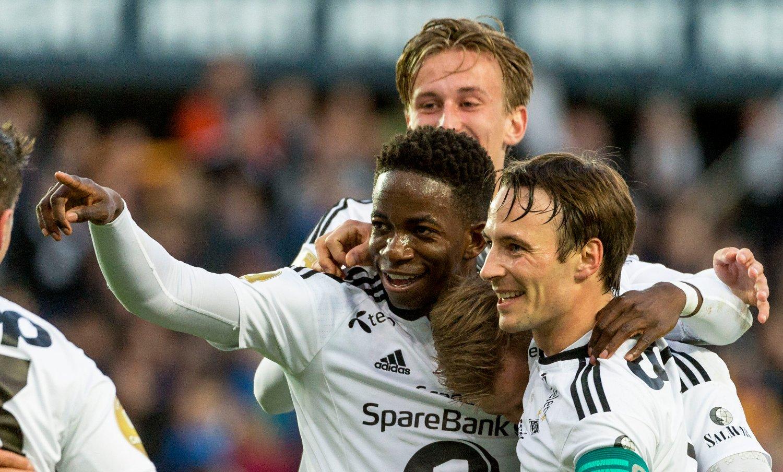 ADJØ TIL NORSKE KLUBBER? Rosenborg og spillere som Mushaga Bakenga, Erlend Reitan og Mike Jensen kan kanskje bli å se i en nystartet internasjonal liga i framtida.
