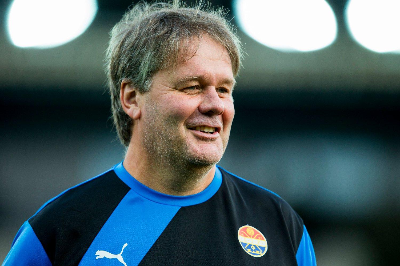 RESSURS: Bjørn Petter Ingebretsen og Strømsgodset skilles ikke med det første. Nå er den tidligere hovedtreneren klar for nye oppgaver i klubben.