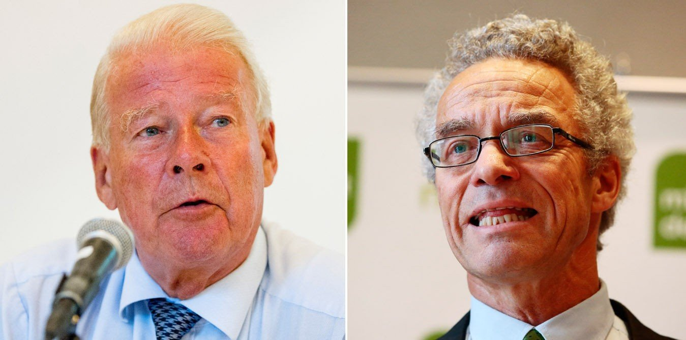 KLIMADEBATT: Syv av Frps stortingsrepresentanter er enige med Carl I. Hagen i at klimaendringene ikke er menneskeskapte. Det reagerer MDGs Rasums Hansson kraftig på.
