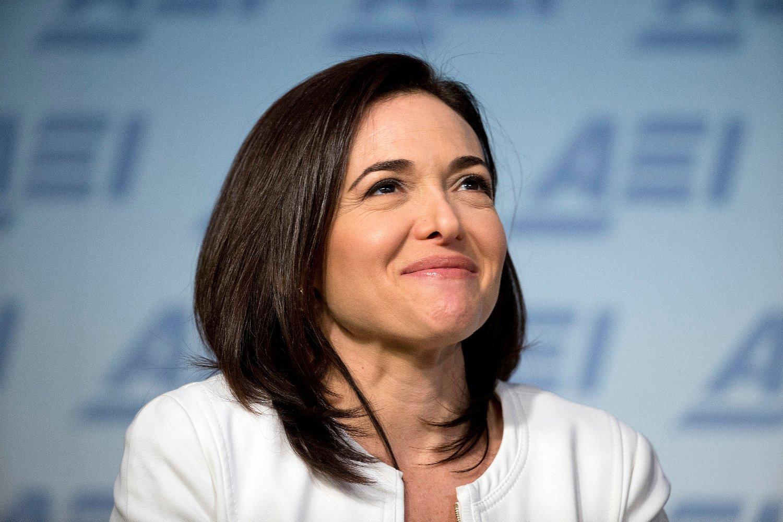 1e41588f OPSJON B: For Sheryl Sandberg var et liv med ektemannen David Goldberg  opsjon A.