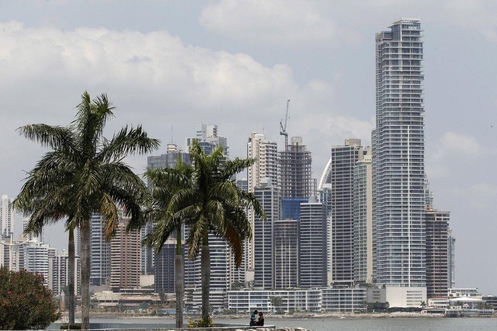 SKATTEPARADIS? Panama, et av verdens skatteparadis. Tysk politiet har betalt 5 millioner euro for å få tilgang til papirer som inneholder navn på personer og selskap som har skjult penger i skatteparadiser verden over.