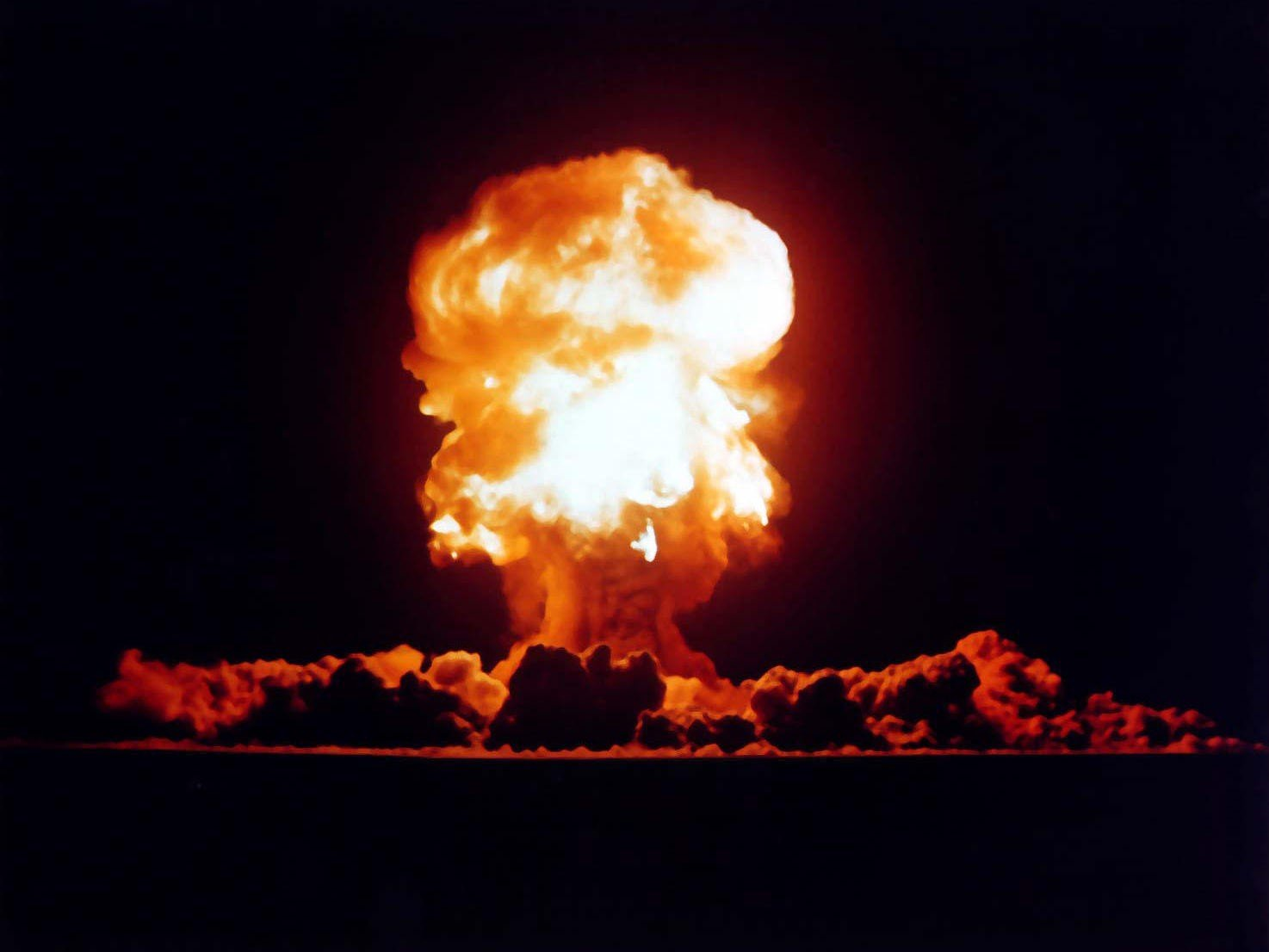 Kampen mot atomvåpen og for nedrustning er blant de heteste tipsene før avsløringen av hvem som får Nobels fredspris 2017. FOTO: Wikimedia Commons