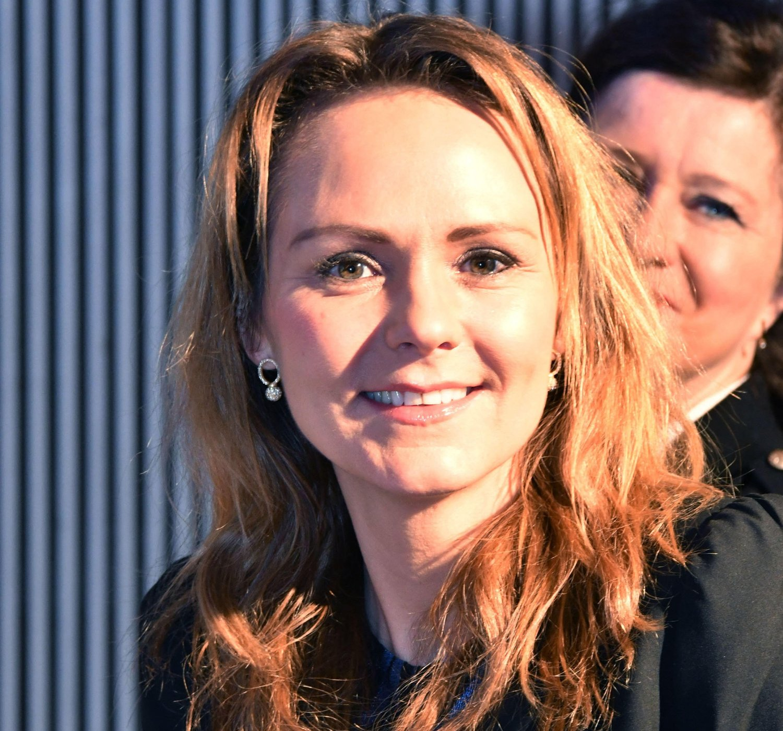 Kulturminister Linda Hofstad Helleland skal lage en ny kulturmelding, hvor hun ser 15 år fram i tid.