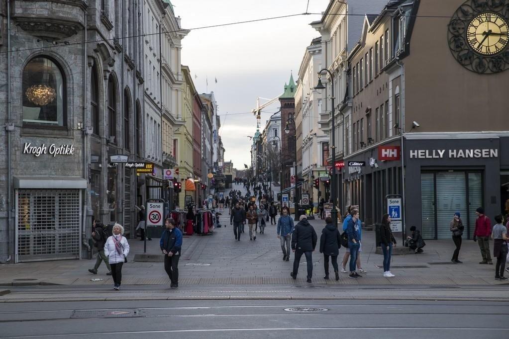 INNVANDRING: Siden 1990 har 1.275.000 personer innvandret til Norge.