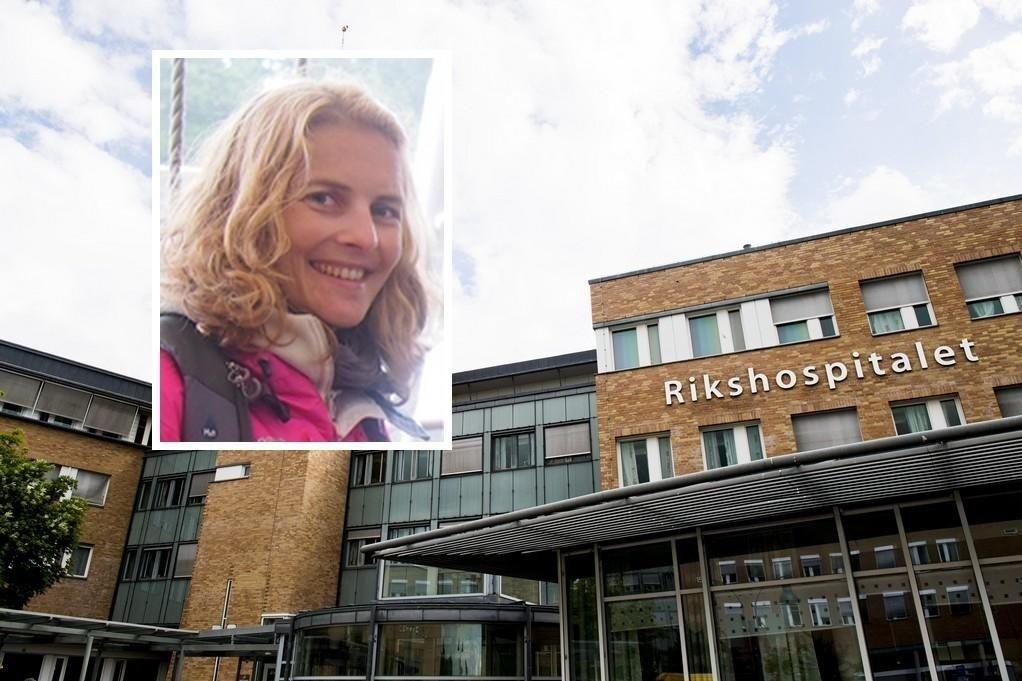 Lege Guro Haugen Fossum slår alarm på vegne av kvinnelige leger/legestudenter. Haugen Fossum arbeider blant annet ved Øre-nese-halsavdelingen på Rikshospitalet.