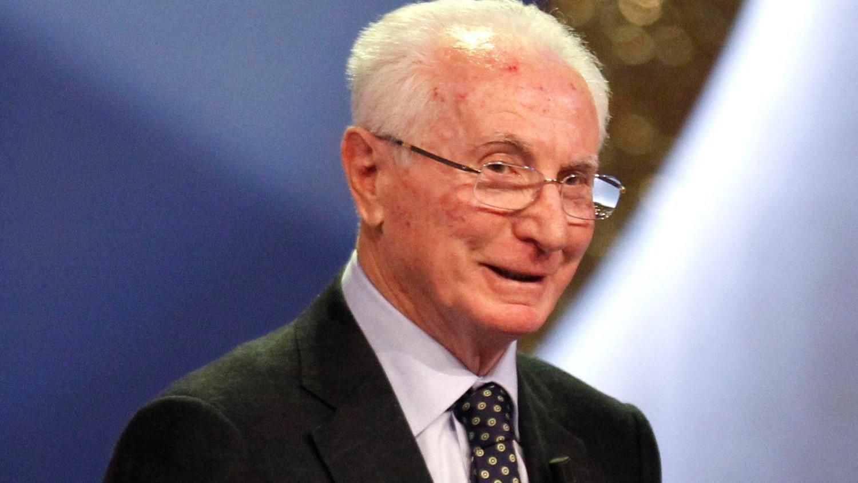 DØD: Den tidligere italienske landslagssjefen Azeglio Vicini har gått bort.
