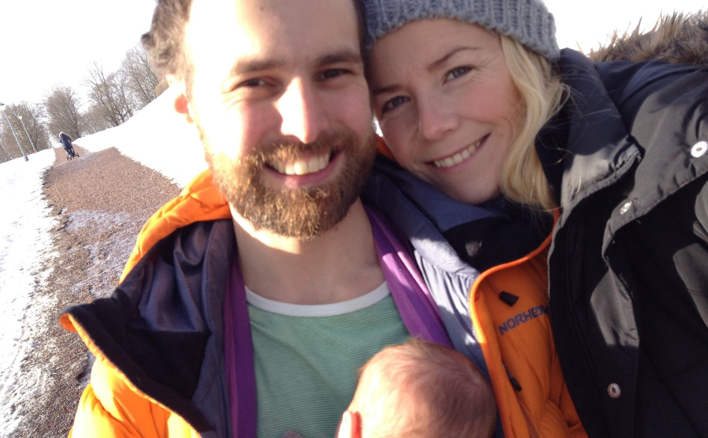 a4a50c11 SUKSESSPAR: Annabelle Bauer og Vebjørn Tveiterås var med i første sesong av  Gift ved første