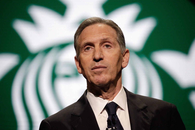 Starbucks styreleder Howard Schultz forlater selskapet ved utgangen av juni.