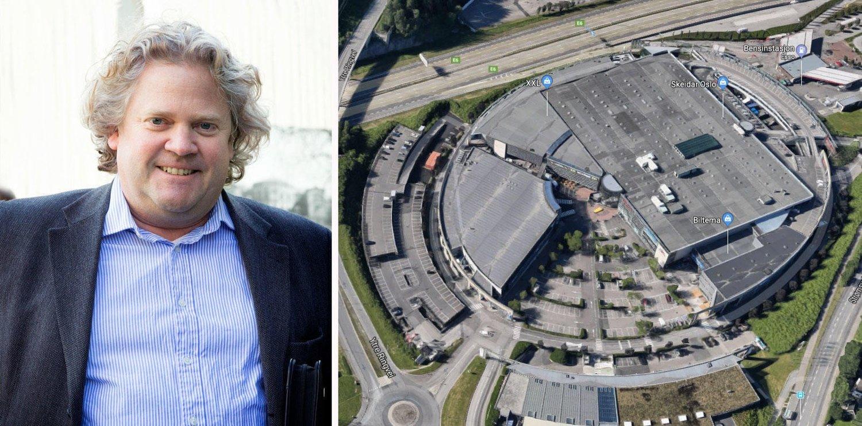 aa016547 Johan Johannson , NorgesGruppen   Kjøper et av Oslos største kjøpesentre