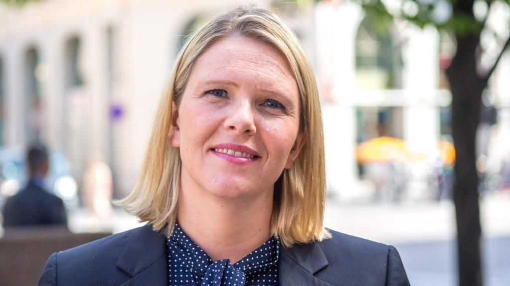 Sylvi Listhaug er sentralstyremedlem i Frp og stgortingsrepresentant.