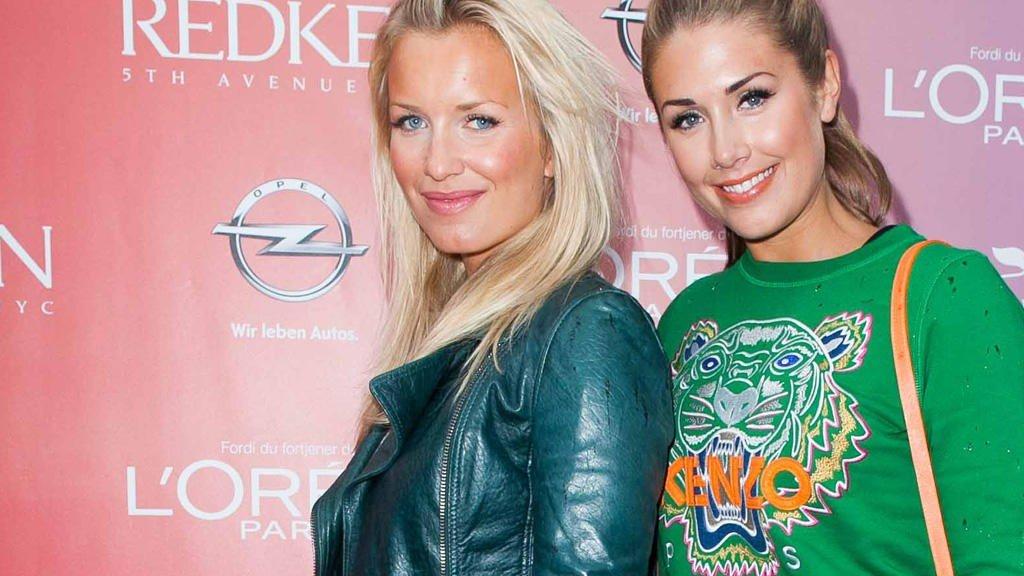 bc9a59a4 NÆRT VENNSKAP: Hedda Skoug er også kjent som stylisten til Tone Damli.