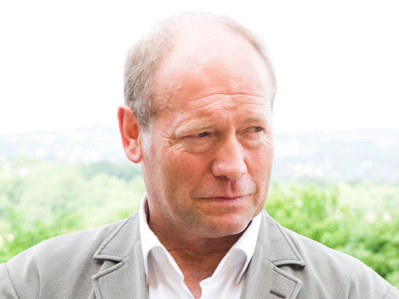 FAMILIEBEDRIFT: Adm.dir. i omsorgsbygg, Per Morten Johansen, vedgår at det skjedde en feil da hans egen datter ble ansatt i foretaket.