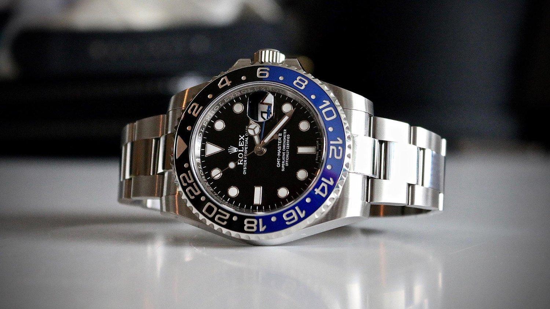 5627ebf2 Dette skjedde da vi gikk inn på butikken for å kjøpe en Rolex-klokke