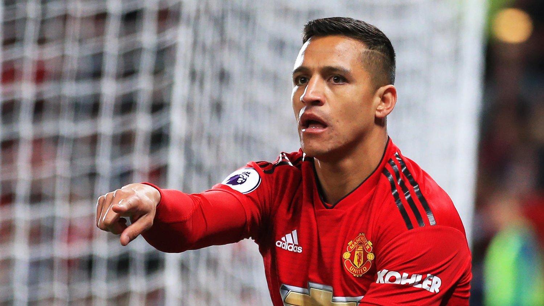 TØFF PERIODE: Alexis Sanchez scoret seiersmålet for Manchester United i deres forrige Premier League-kamp mot Newcastle. Det er dog nesten det eneste lystglimtet Sanchez har hatt i United-trøya denne sesongen, da han har slitt med skader og spilletid.