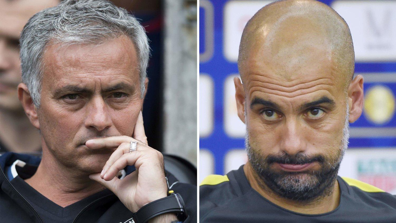 STOR INTERESSE: Både José Mourinho og Josep Guardiola er interesserte i samme spiller.