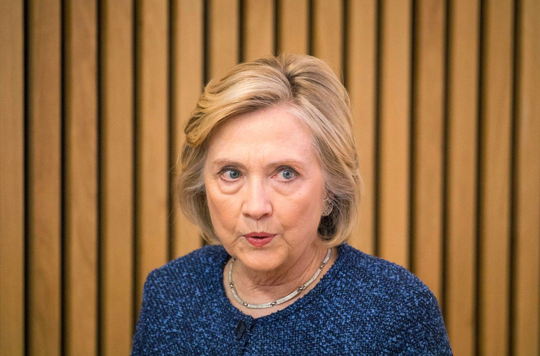 KLAR BESKJED: Hillary Clinton mener Europa nå må sende en klar beskjed om innvandring.
