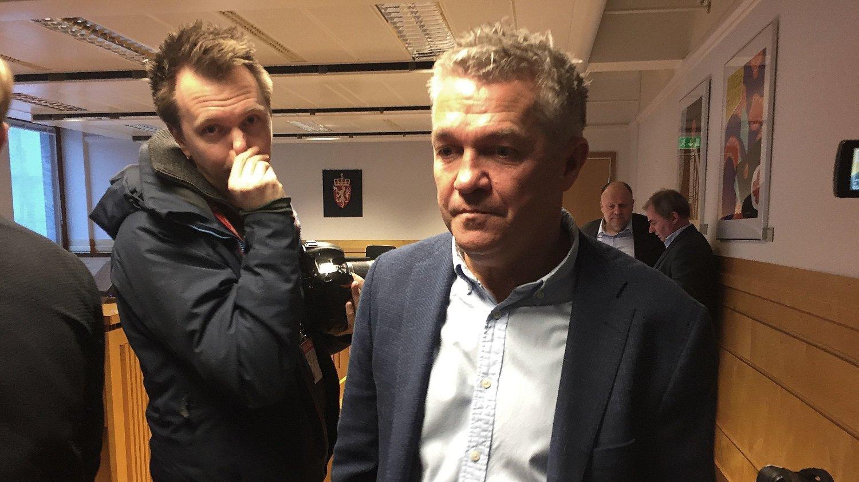 JOBBTILBUD: Kåre Ingebrigtsen kan snart jobbe igjen med norsk fotball.