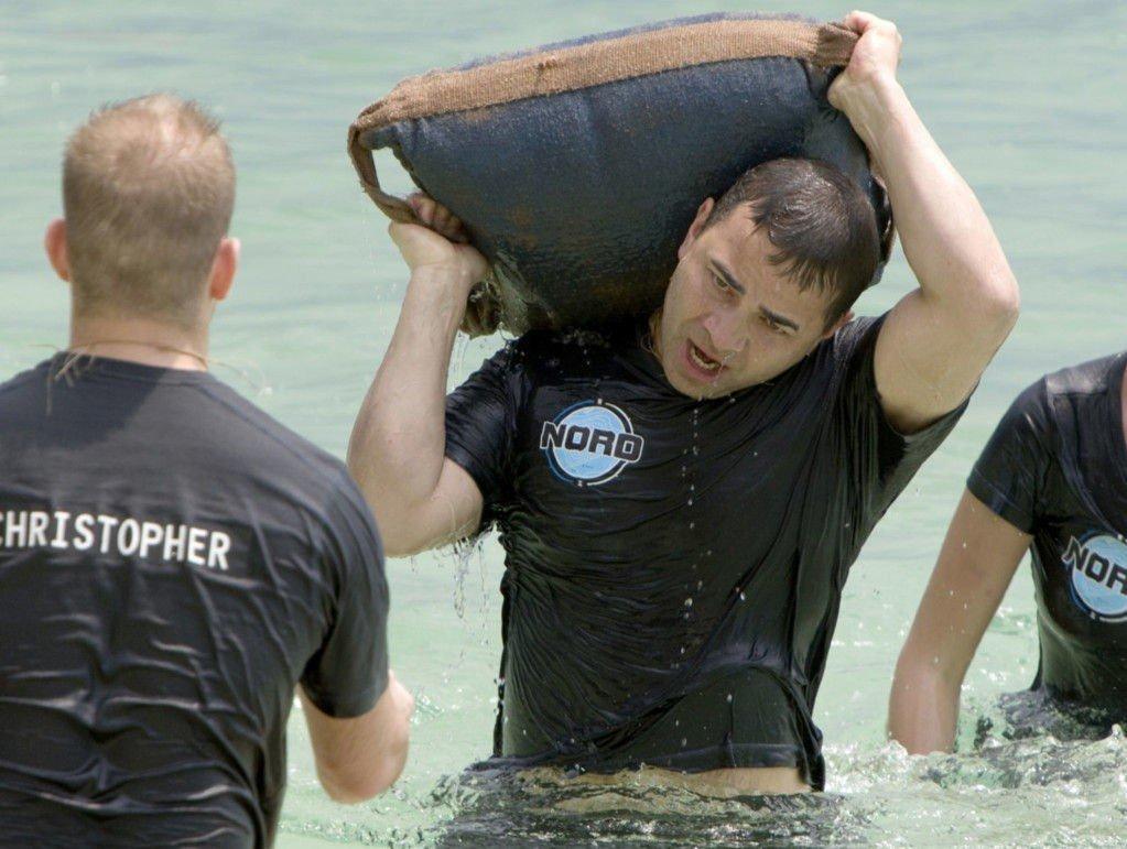 Anthony Bratli deltok i Robinsonekspedisjonen i 2008.