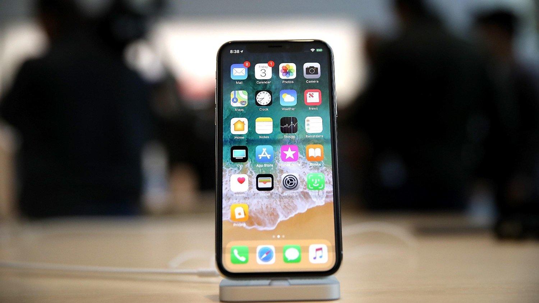 IPHONE X: Nå viser det seg at flere av appene i App Store overvåker deg uten at du vet det.